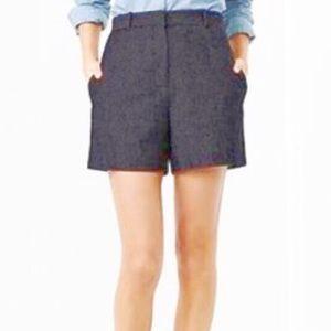 GAP wool trouser shorts sz 0